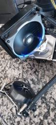 Water cooler 120 mm darksflash