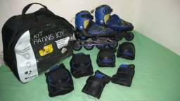 Vendo kit patins