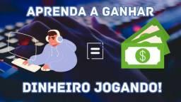 Ganhe Dinheiro Jogando!!! Freefire / Fortnite / LOL / Fifa / CS