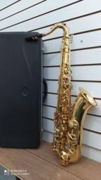 Sax tenor custom semi-novo revisado