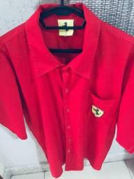 Camisa Ferrari original Nova Promoção