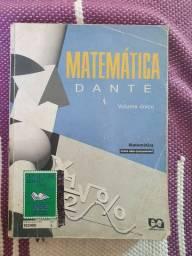 Livro de matemática Dante