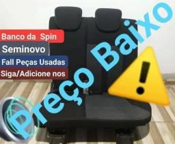 Título do anúncio: Banco Traseiro GM Spin / Barato