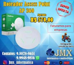 Roteador Access Point AP 360!!