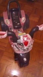 Moto elétrica 250$