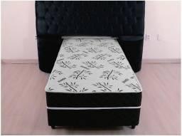 Cama Box - 78cm Solteiro - Cama Box