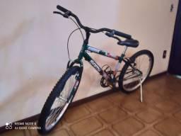 "Vendo 1 bike aro 24"" super nova."