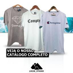 Camisetas - Varias marcas