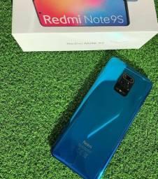Redmi note 9s Novo Sem uso 4GB Ram/64GB