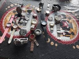 Relógios...