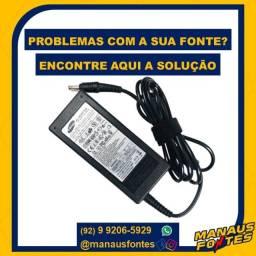 Título do anúncio: Carregador Notebook Samsung 19v Ponta Padrão