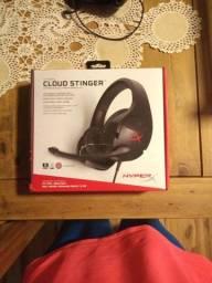 Título do anúncio: Headset Cloud Stinger