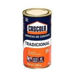 Título do anúncio: Adesivo Cola Contato 400g Marceneiro Sapateiro - Cascola