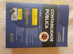 Livro contabilidade pública para concursos
