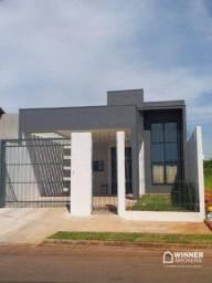 Casa com 2 dormitórios à venda, 100 m² por R$ 270.000 - Jd. Botânico - Cianorte/PR