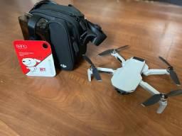 Drone DJI mini mavic-Guimbal 3 eixos, fotos e vídeos alta resolução,