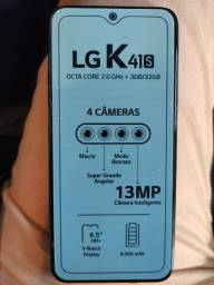 LG K41s novo nunca usado