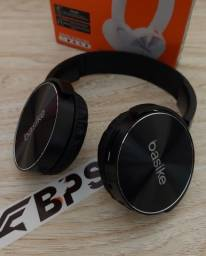Título do anúncio: Fone Bluetooth! Aceita cartão de memória (entrega gratuita)