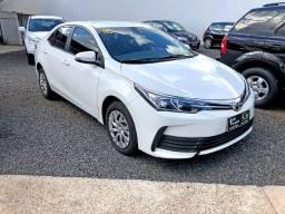 Toyota Corolla 1.8 Dual vvt Gli Multi-Drive (Flex) 2018 ú. Dono 18 Mil km IPVA total pago