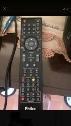 Home theater 7.1 torre 1000w rms com bru-ray Philco