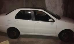 Vendo Fiat Siena HLX FLEX 2005 / 2006 branco - 2006