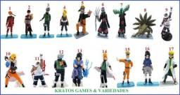 Naruto (action Figures) Novos 12 a 14 cm