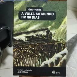 Qualquer dos livros por 10 reais