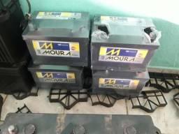 Baterias de seguradora