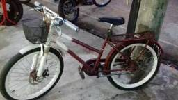 Vendo bike 500$ negociáveis