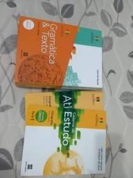 Coleção de livros Ensino Médio editora Scipione