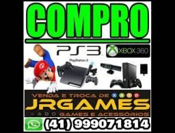 Xbox 360 e Ps3