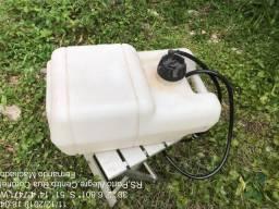 Tanque de gasolina para motor de popa