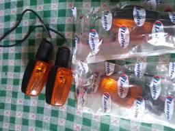 Kit de pisca Fan com as lâmpadas