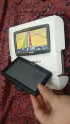GPS i óculos raiban troco ler descrição