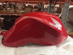 Tanque combustivel Fan 125 ks 2014 Vermelho