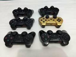 Controles originais de Playstation 3 .100% funcionando!!