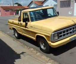 Ford f1000 mwm 299 - 1989 - 1989