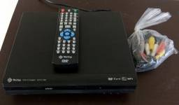 DVD Tectoy Compact. DVT-C100. 110V. Xvid MP3