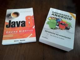 Java 8 Ensino Didático + Dominando o Android (Português)