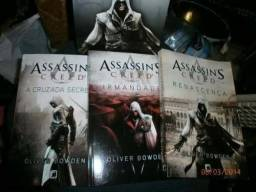 Box - assassin's creed (3 livros)