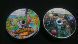 73 dvds Xbox 360(no estado)