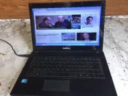 Notebook Core i3 Intelbras Perfeito 2Gigas ddr3 Hd 500 S.u.p.e.r. .R.a.p.i.d.o.