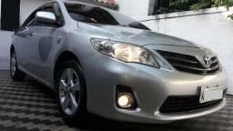 Toyota Corolla Gli Flex 1.8 Auto Midia Vistoriado 2018 Top de Garagem Só 89.000Km - 2012