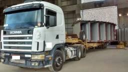 Caminhão Scania R124, GA6X4 NZ 400 - 2009