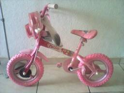Bicicleta Caloi Barbie aro 12 - Bragança Paulista