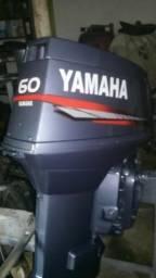 Motor de popa Yamaha 60 hp ano 2011. Só R$12.700,00 - 2011
