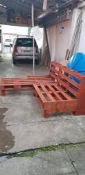 Sofa de pallet