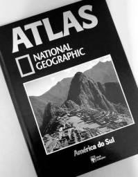 Coleção Atlas National Geographic