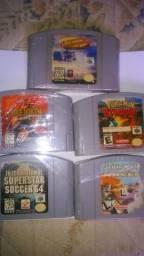 Troco jogos de n64 por jogos de ps3