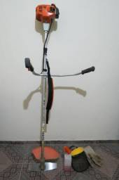 Roçadeira Stihl FS80 na garantia lámina nova + acessórios
